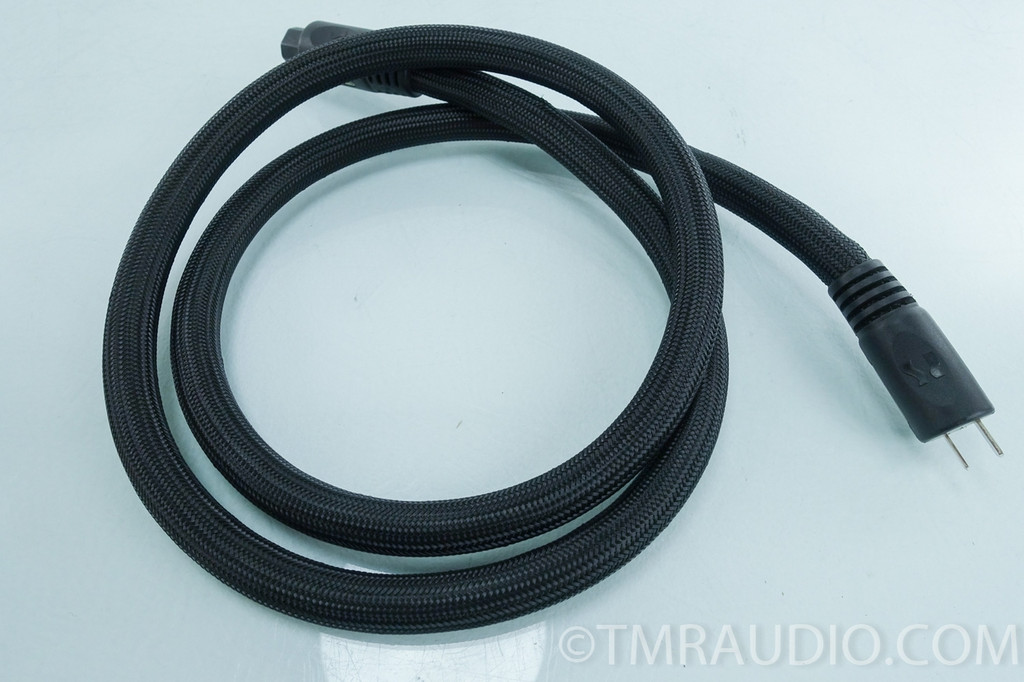 PS Audio XStream Statement Power Cable; 2m (missing ground pin)