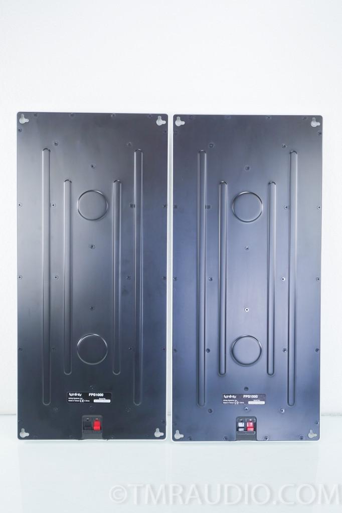 Infinity FPS-1000 Flat-Panel Speakers; Pair