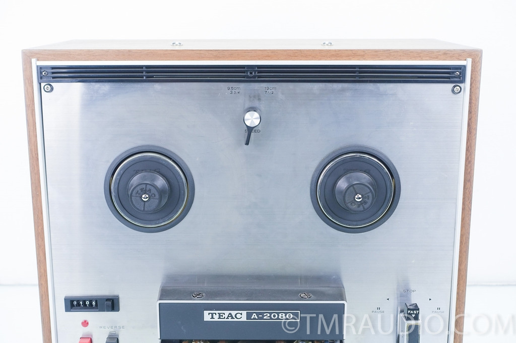 Teac A-2080 Reel to Reel Tape Recorder in Factory Box AS-IS
