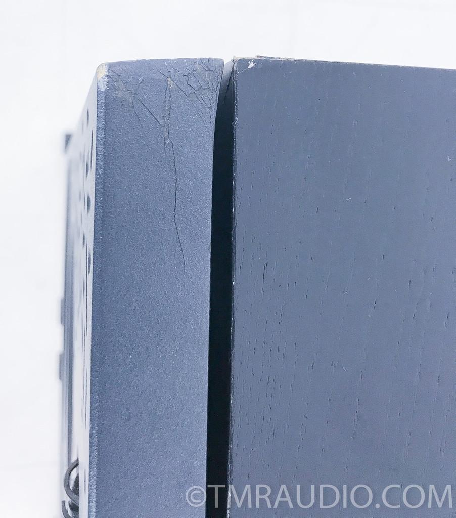 Linn Keltik Floorstanding Speakers; Black Pair; Upgraded Kustone Bases 1