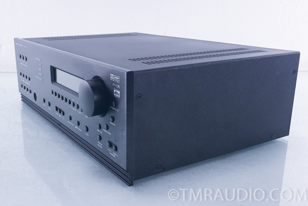 Anthem AVM 2 5.1 Channel Preamplifier / Processor; AS-IS