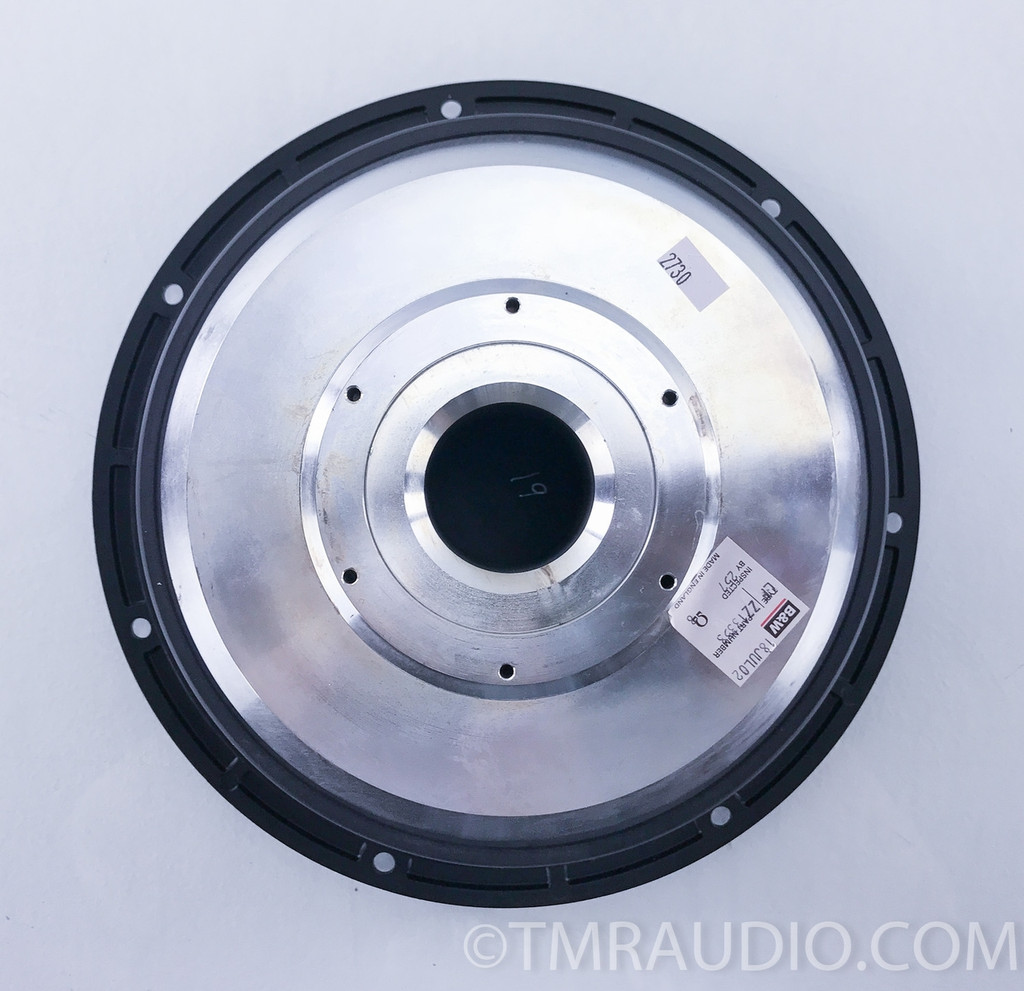 "B&W ASW CDM Subwoofer Driver; Type: LF: Part #: ZZ13358; 13.5"" AS-IS"