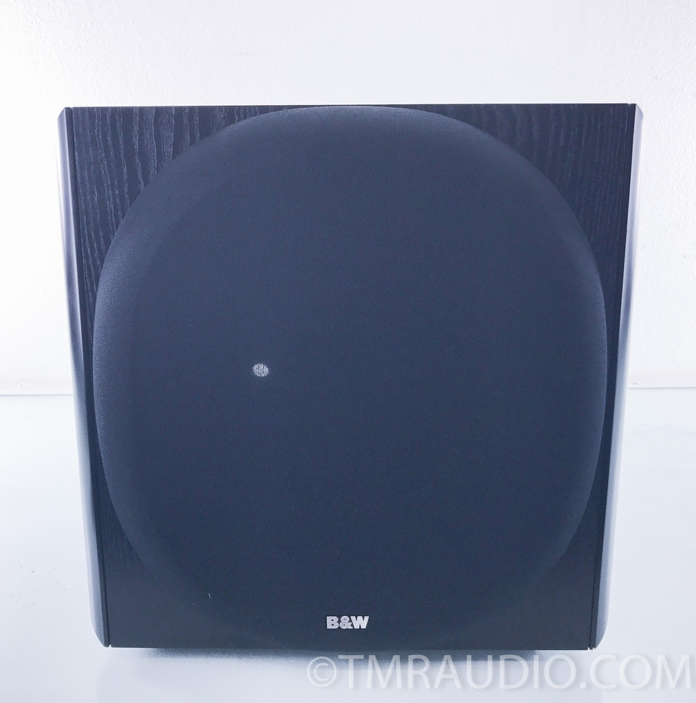 B&W ASW CDM Subwoofer Cabinet; Bowers & Wilkins (great for DIY project)