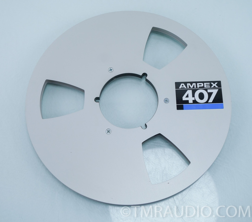"Ampex 407 10.5"" Metal Take-Up Reel"