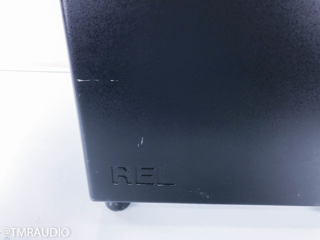 REL Strata II Powered 10 inch Subwoofer