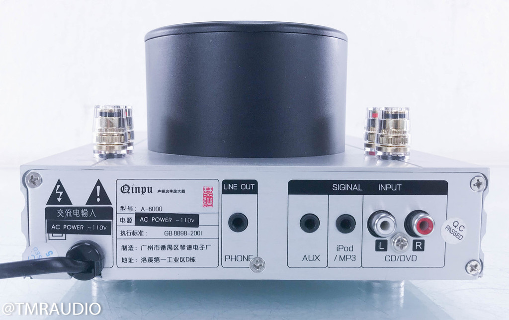 Qinpu A-6000 Stereo Power Amplifier