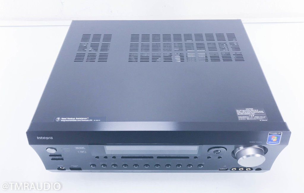 Integra DHC-40.2 Home Theater Processor; (No Remote)