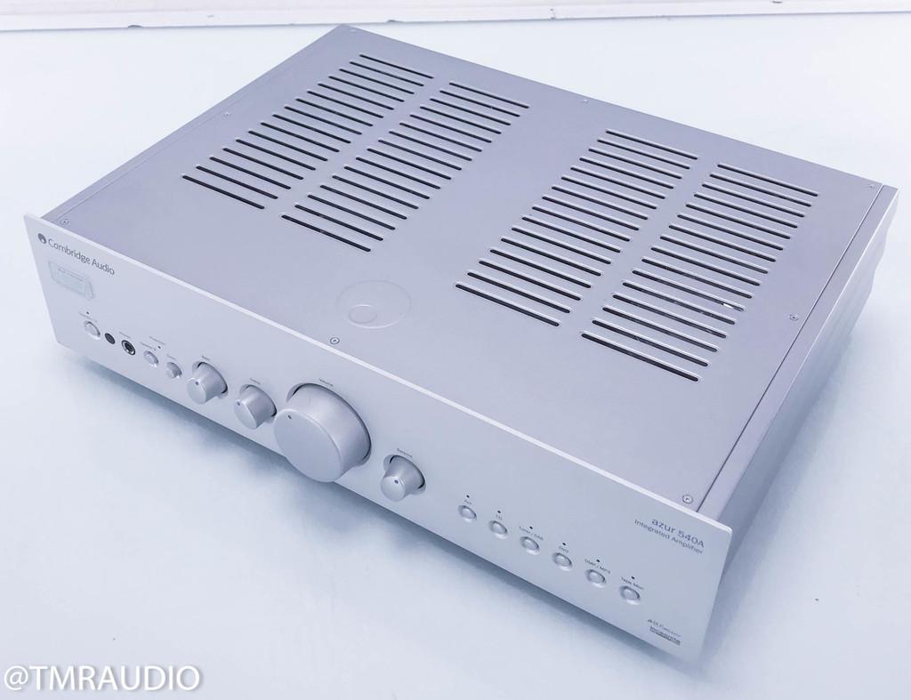 Cambridge Audio Azur 540A Integrated Stereo Amplifier (NO REMOTE)