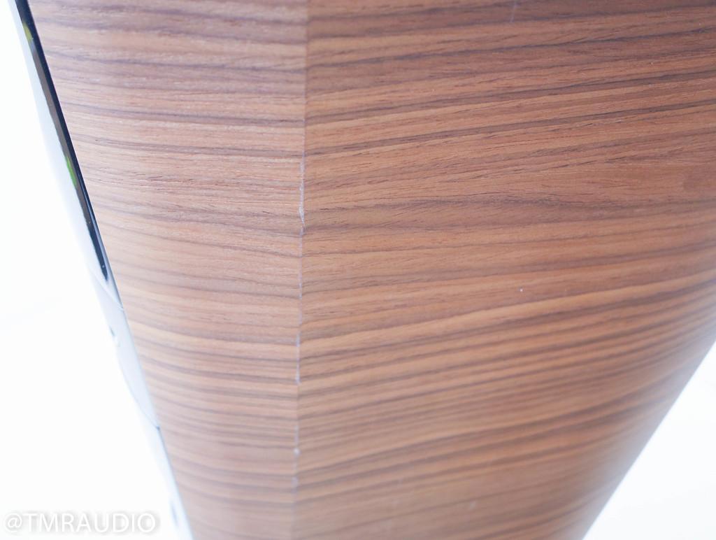 Focal Electra 1028 BE II Floorstanding Speakers; Dogato Walnut