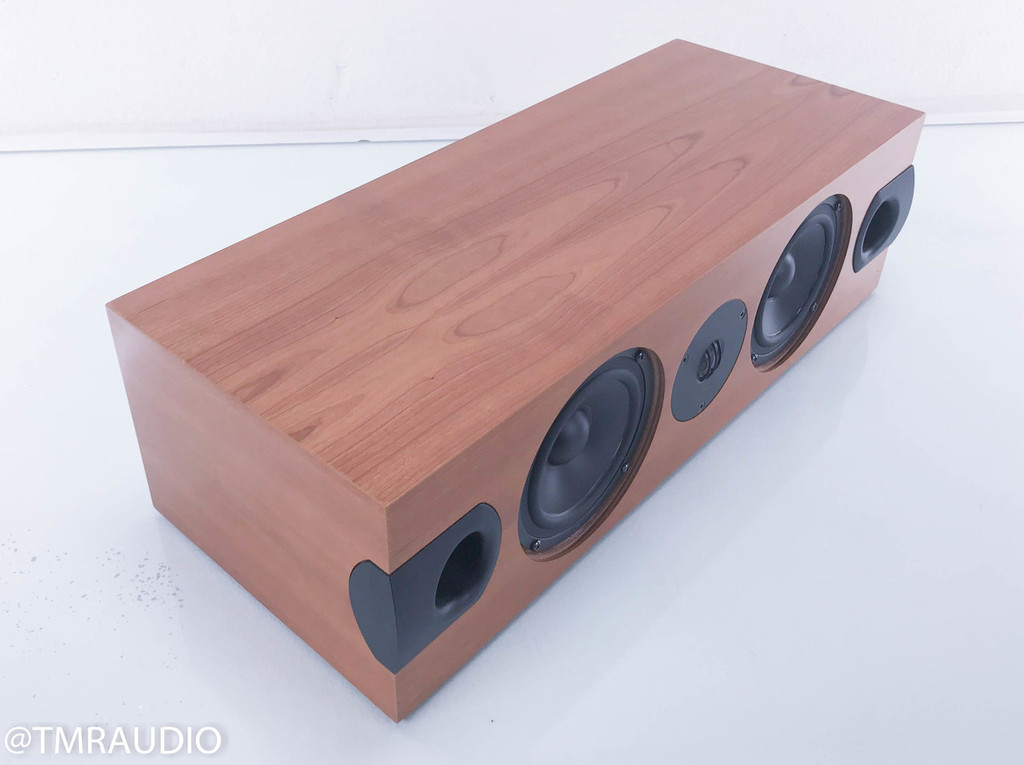 Linn Ekwal Center Channel Speaker; American Cherry