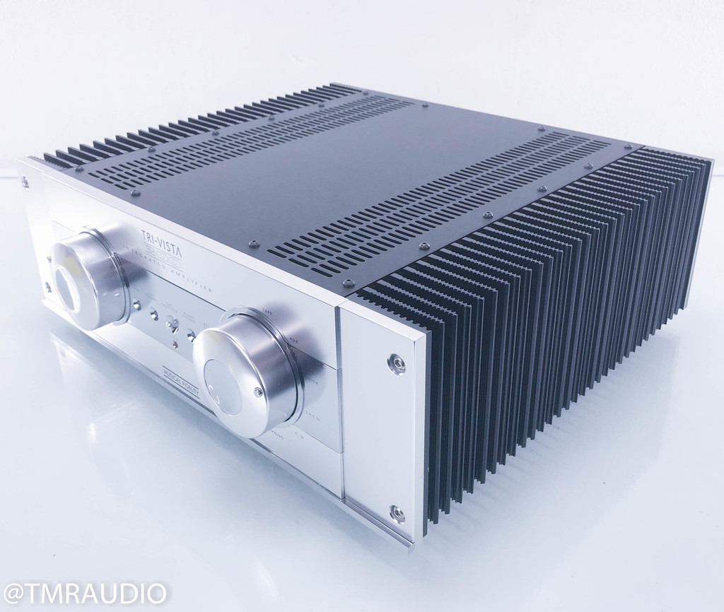 Musical Fidelity Tri-Vista 300 Integrated Amplifier; JS Audio Upgraded