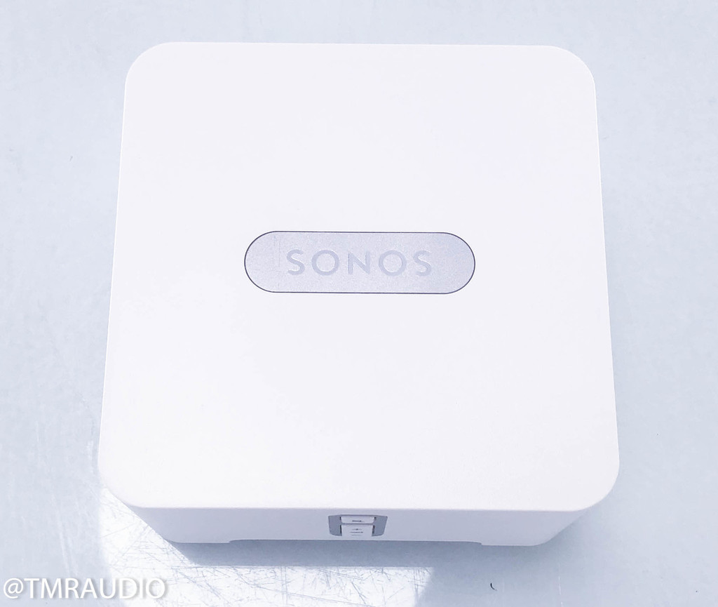 Sonos CONNECT Network Audio Player; White
