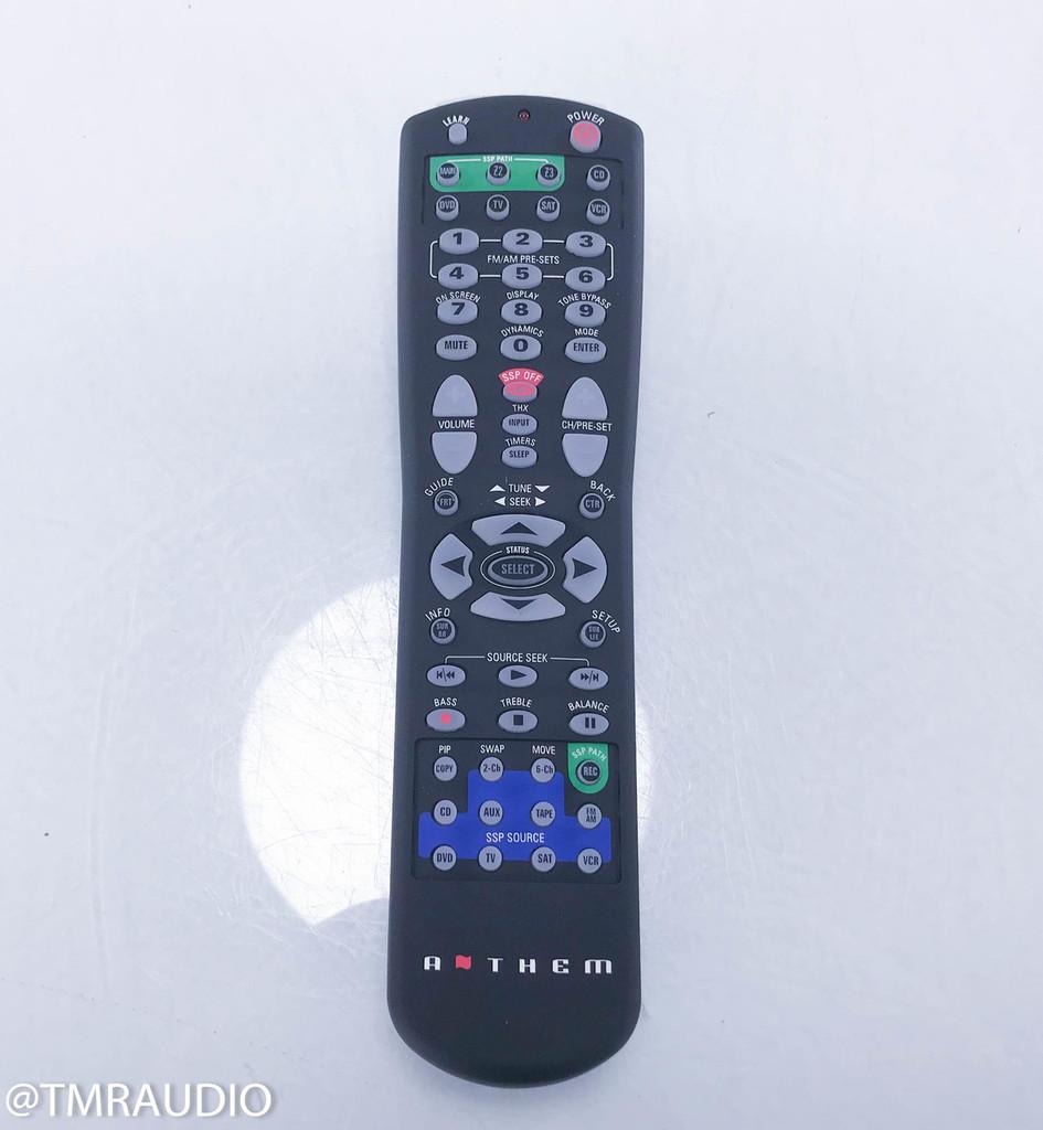 Anthem Statement D1 D2 D2V AVM Remote Control