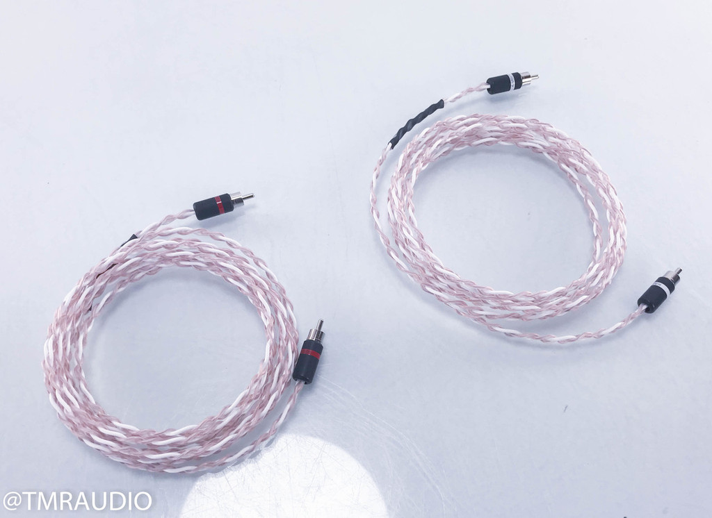 Kimber Kable Tonik RCA Cables; 3m Pair Interconnects