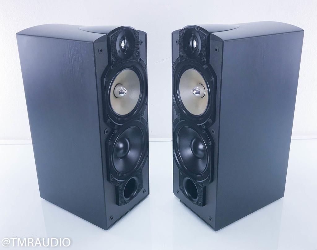 Paradigm Studio 40 v.3 Bookshelf Speakers; Black Pair