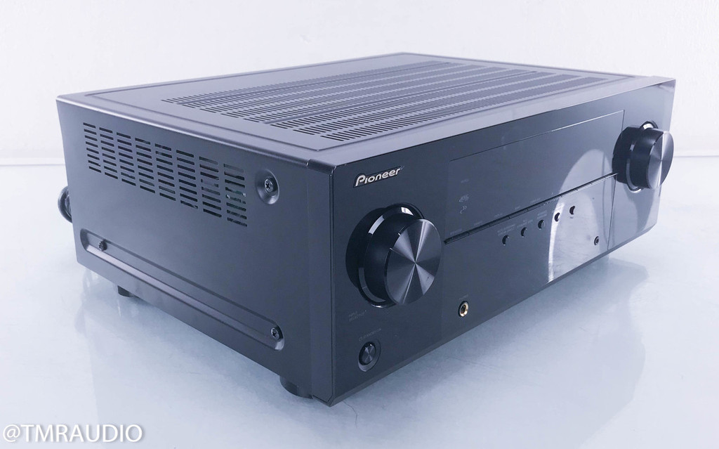 Pioneer VSX-521-K 5.1 Channel Home Theater Receiver (NO REMOTE)