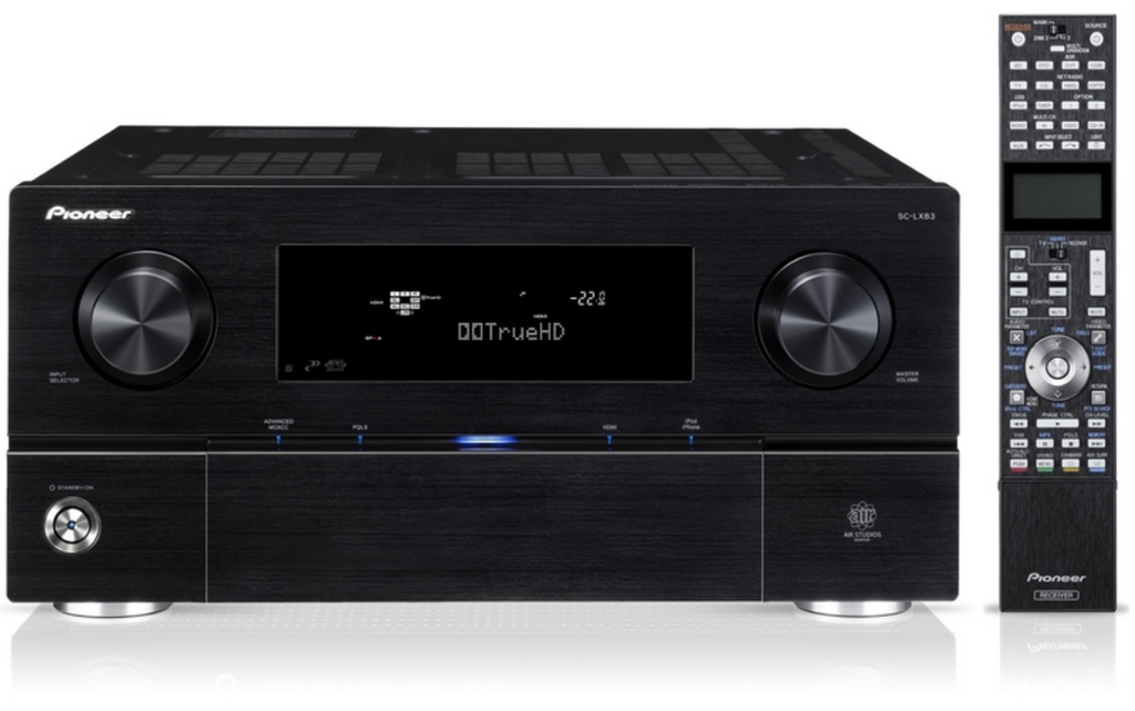 Pioneer Elite SC-37 7.1 Channel Home Theater Receiverr