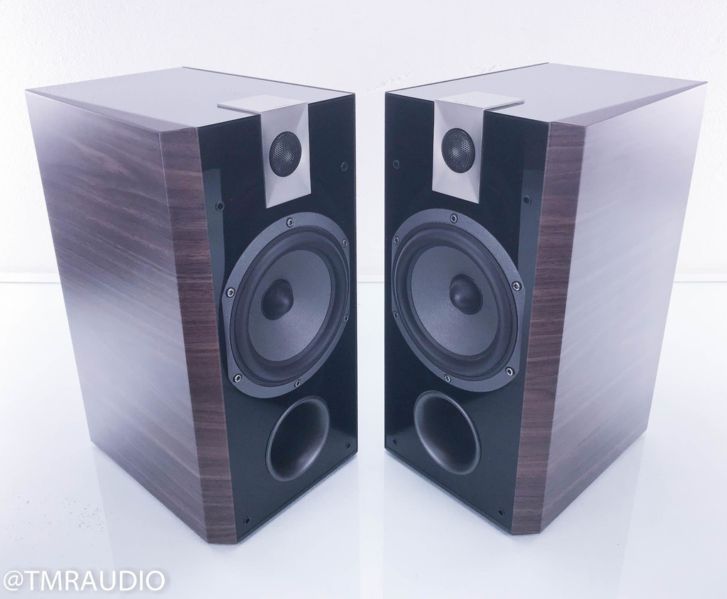Focal Chorus 807V Bookshelf Speakers; Moka Pair