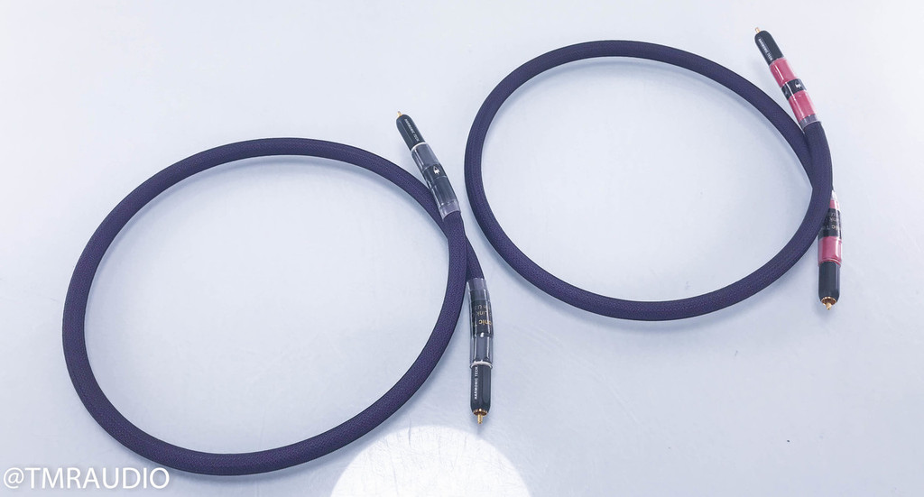 Harmonic Technology Magic Link One RCA Cables; 1m Pair Interconnects