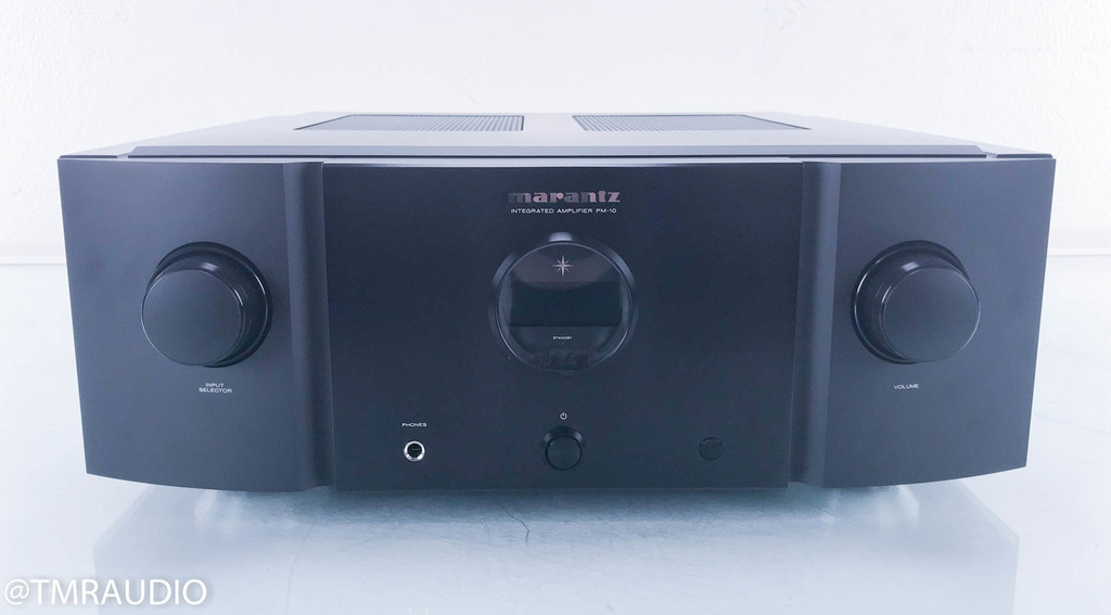 Marantz PM-10 Integrated Stereo Amplifier; MINT