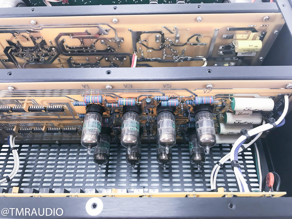Audio Research REF1 Reference 1 Stereo Tube LineStage Preamplifier
