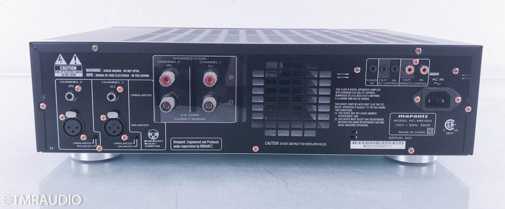 Marantz MM7025 Stereo Power Amplifier