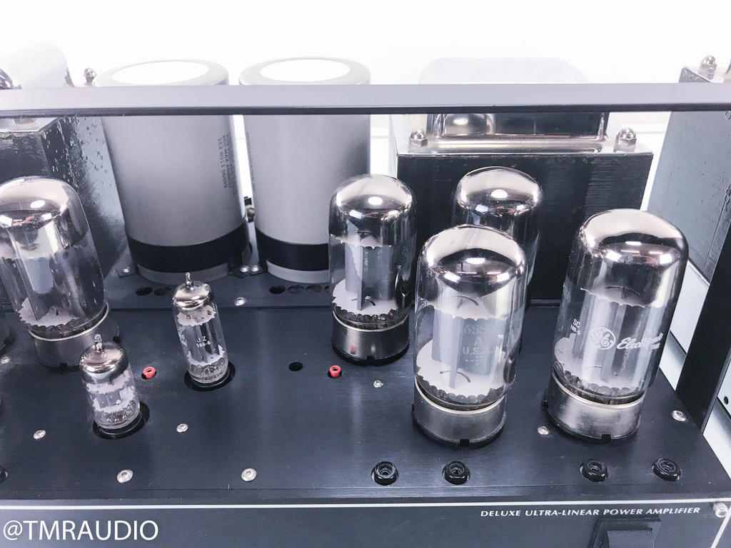 VTL De Luxe 300 Mono Tube Amplifiers; Pair; Deluxe