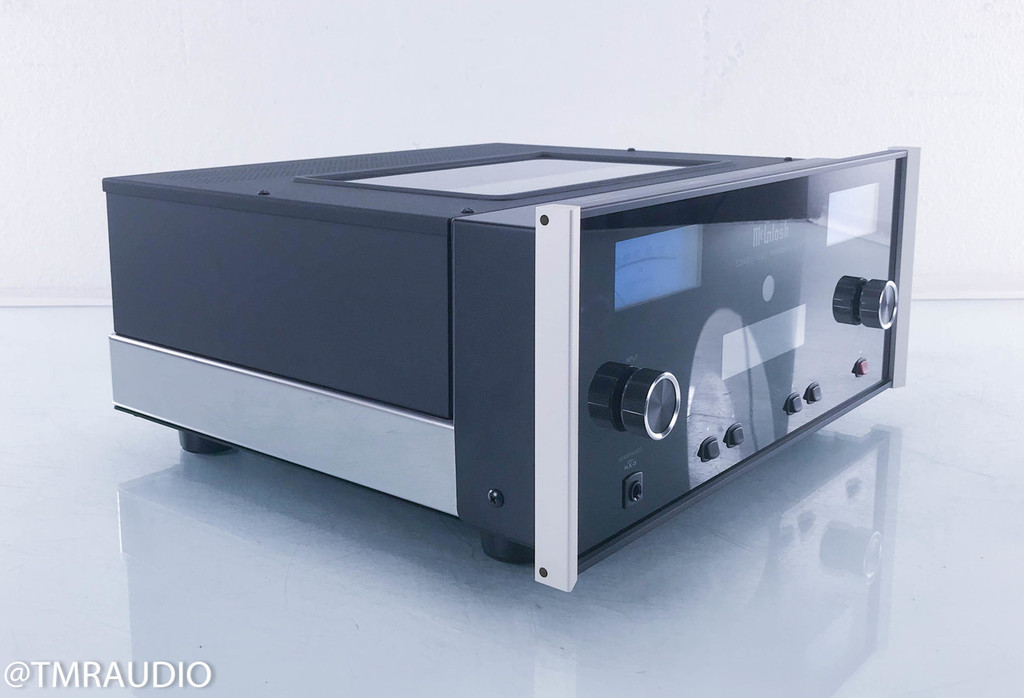 McIntosh C2600 Stereo Tube Preamplifier; Immaculate C-2600