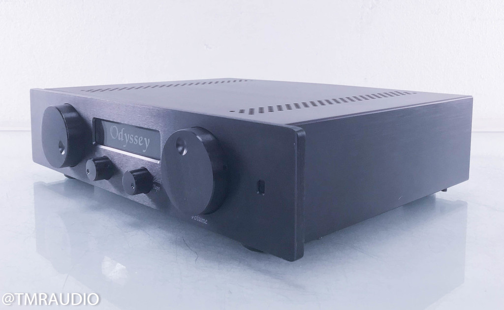 Odyssey Tempest Stereo Preamplifier; MM/MC Phono