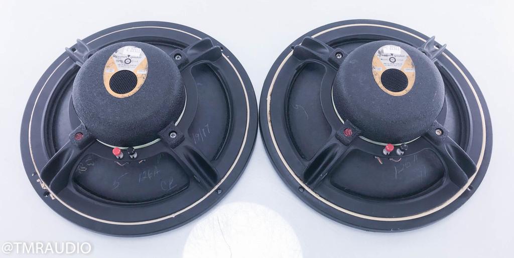 JBL 126A Vintage Woofers (No surrounds); Pair of Drivers w/ Refoam Kit