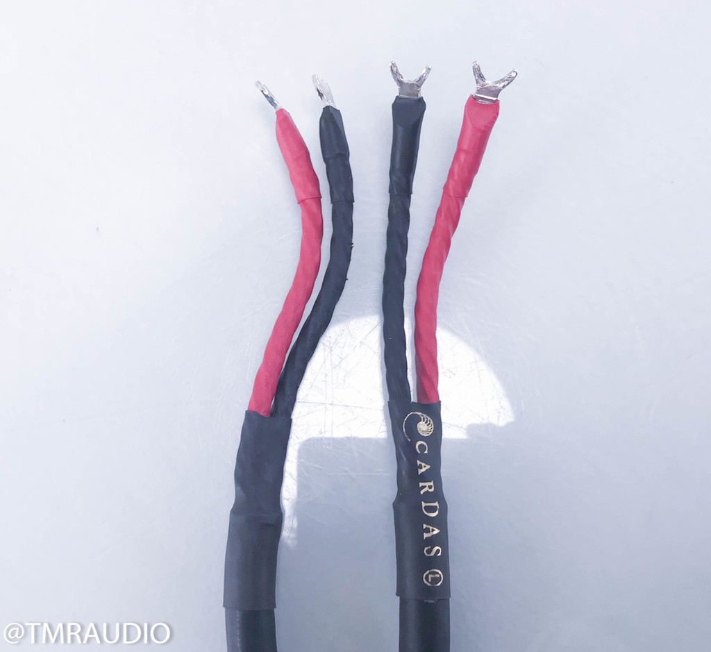 Cardas Golden Reference Speaker Cables; 1.5m Pair