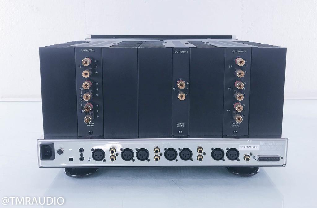 McIntosh MC207 7 Channel Power Amplifier; MC-207