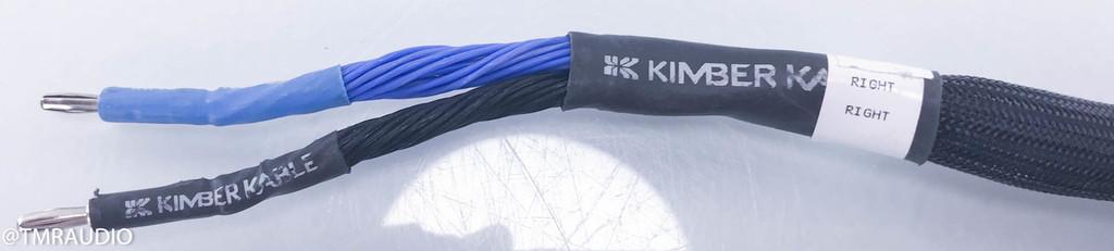 Kimber Kable 12TC/6TC Bi-Wire Speaker Cable; 22.5 ft Single Cable