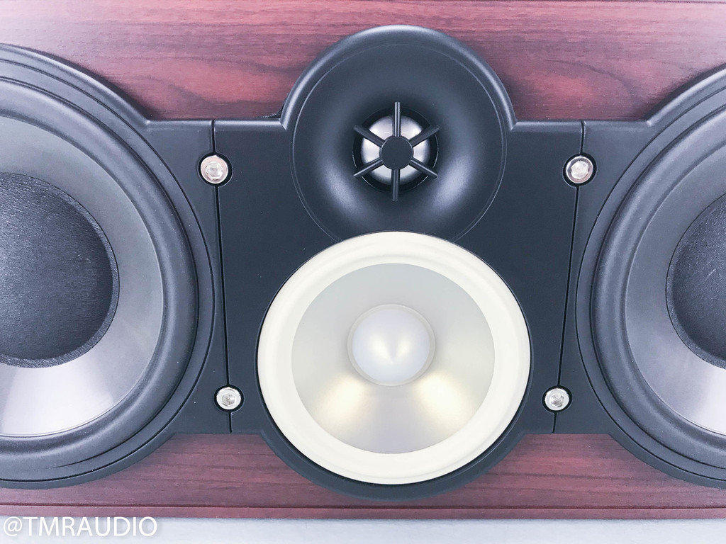 Paradigm CC290 v6 Center Channel Speaker; Rosenut; CC-290