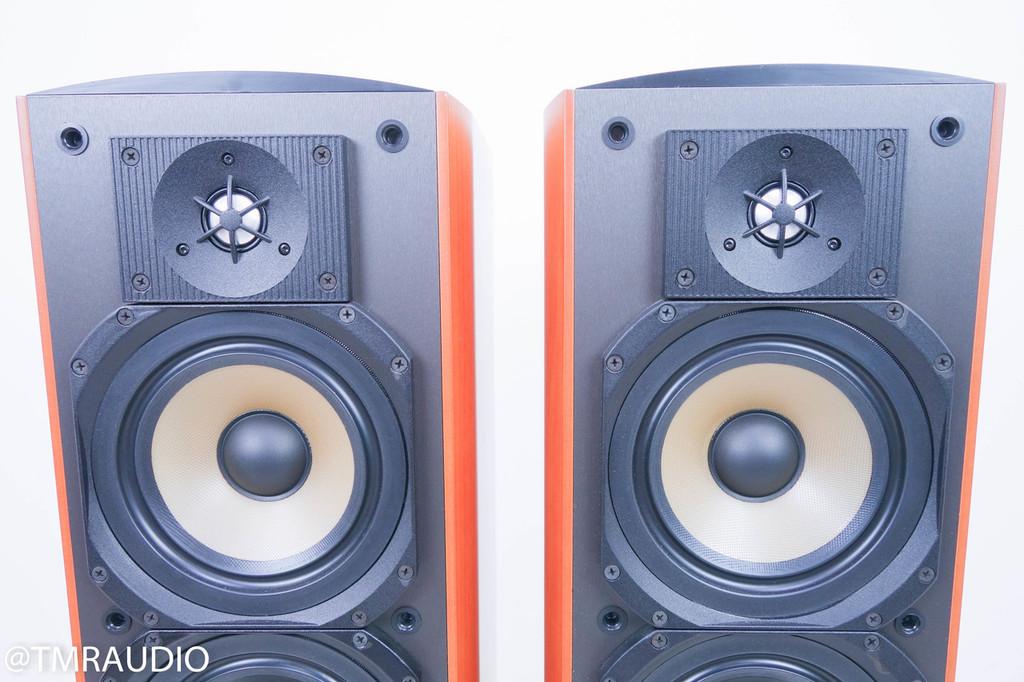 Paradigm Reference Studio 60 v.2 Floorstanding Speakers; Cherry Pair