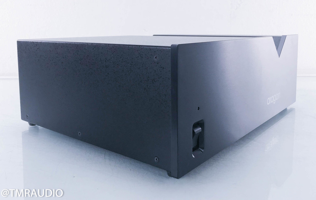 Aragon 4004 MKII Dual Mono Power Amplifier; Stereo mk 2 Amp