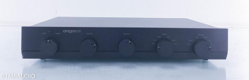 Aragon 28K Stereo Preamplifier