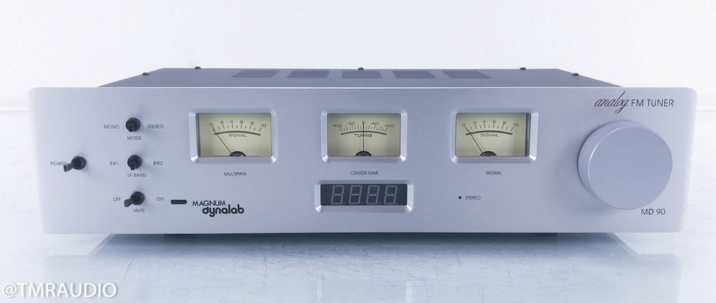 (hold RA1129)  Magnum Dynalab MD 90 FM Tuner; Mint in Factory Packaging (1 owner)
