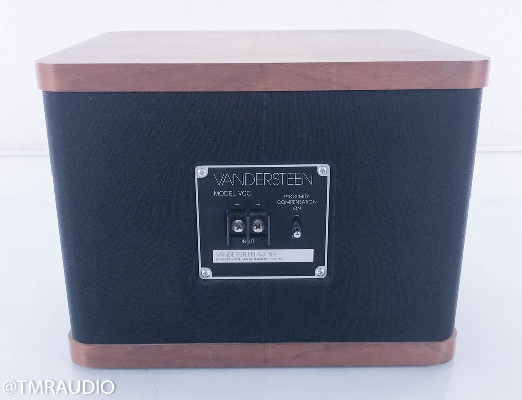 Vandersteen VCC-1 Center Channel Speaker; Walnut