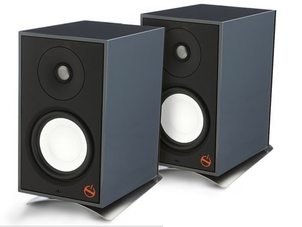 Paradigm Shift A2 Active Bookshelf Speakers ; Ash Black Pair Monitors (NEW)