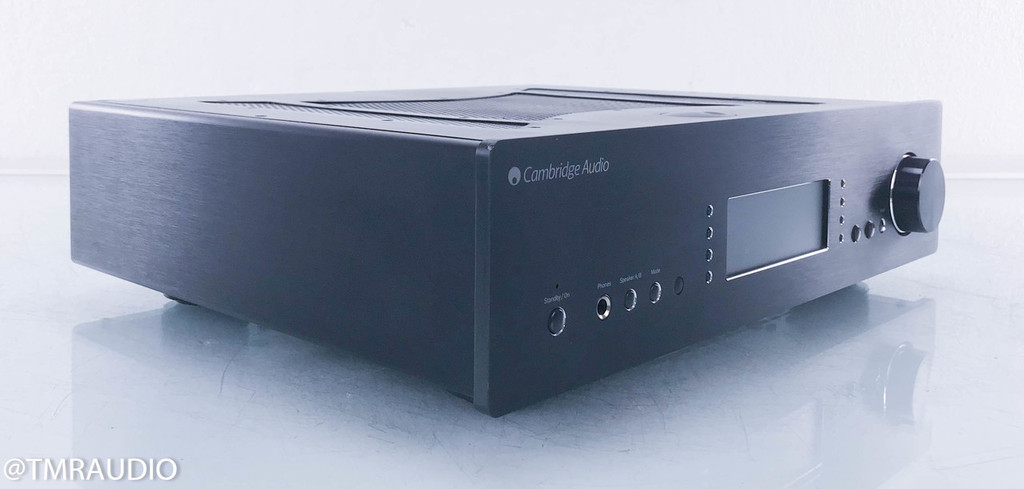 Cambridge Audio Azur 851a Integrated Stereo Amplifier (2/2)