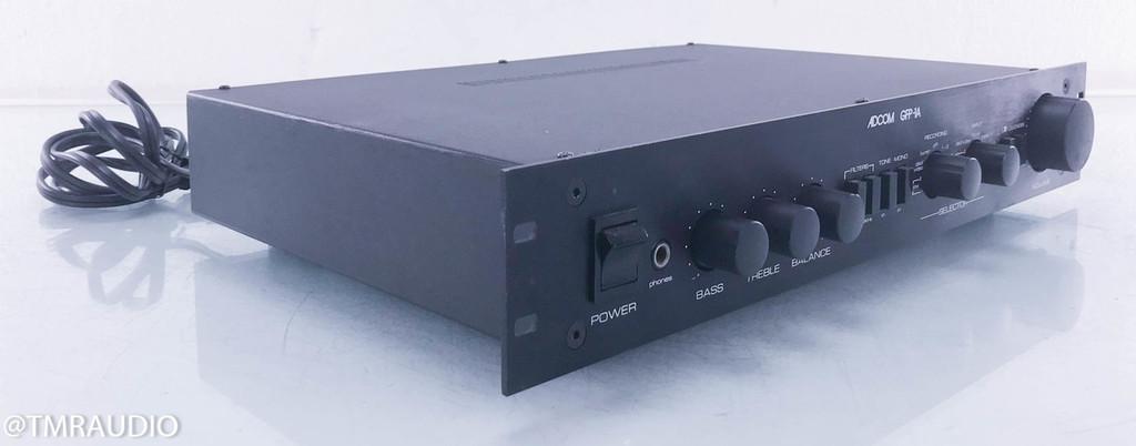 Adcom GFP-1A Stereo Preamplifier