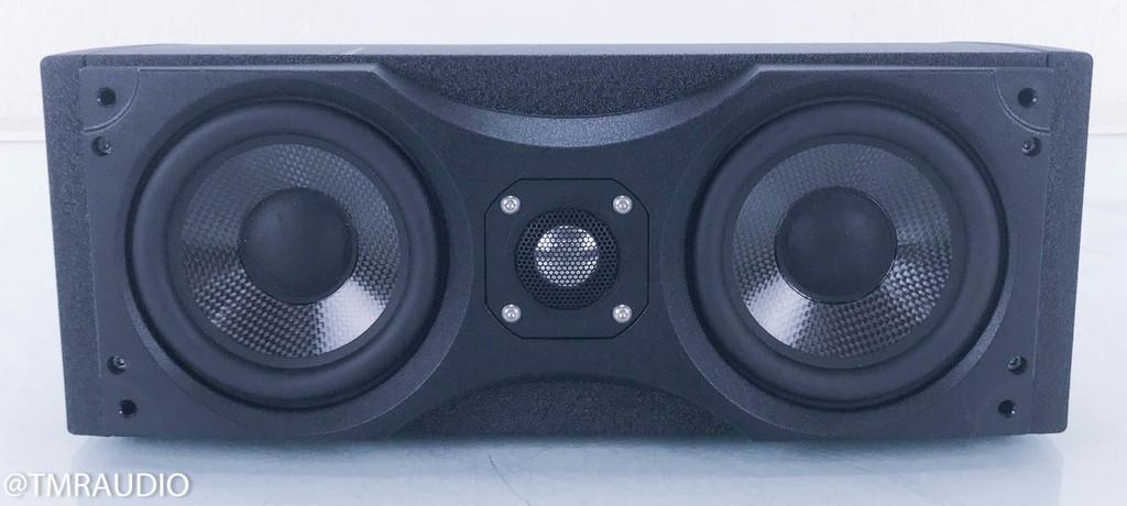 Meridian DSP 33 Digital Active Bookshelf Speaker; Single (missing grill)