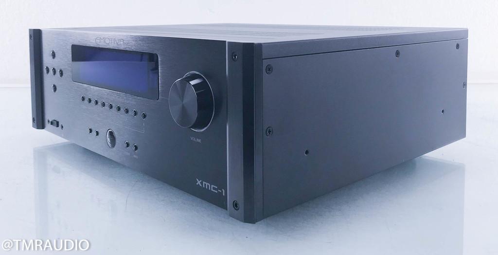 Emotiva XMC-1 Gen.2 7.2 Channel Surround Sound Processor