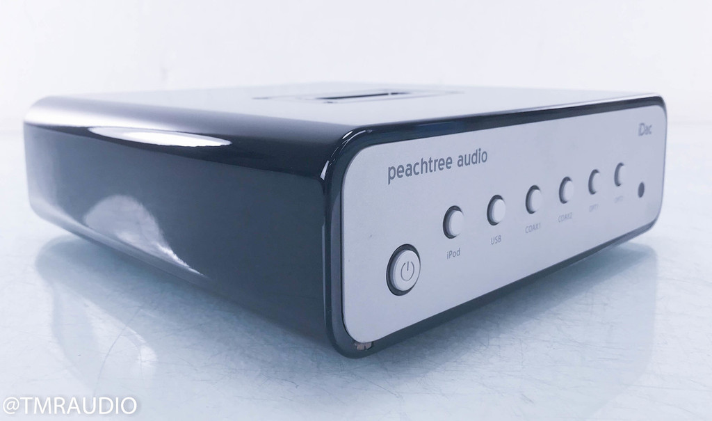 Peachtree Audio iDac DAC / D/A Converter