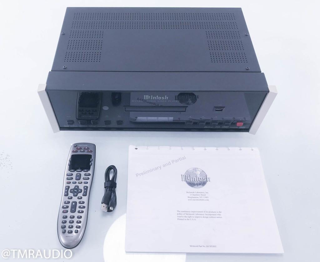 McIntosh MVP901 Blu-Ray / SACD / CD Universal Player; MVP-901; Upgraded Remote