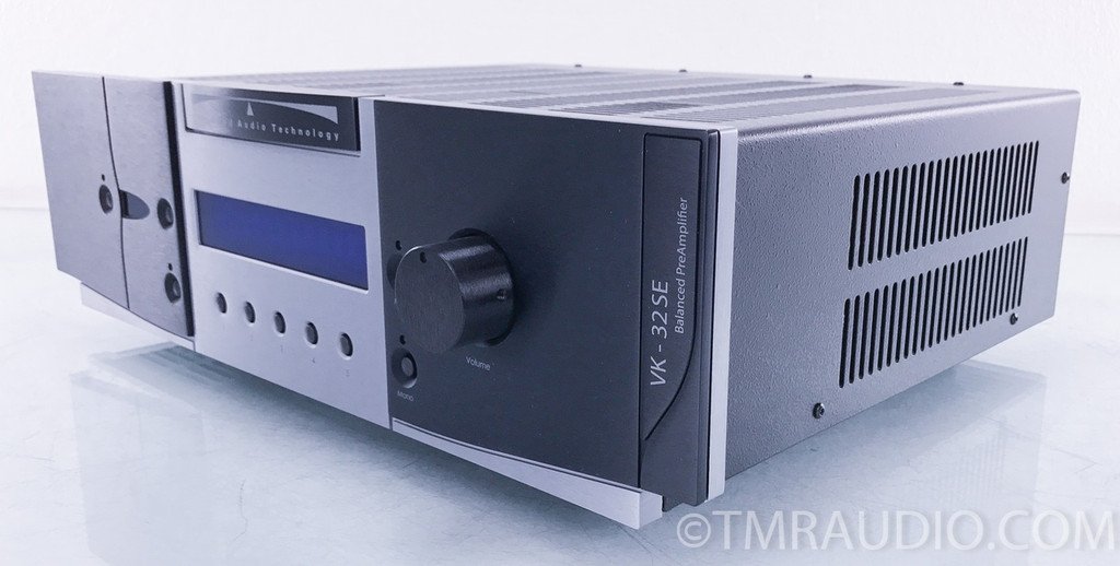 BAT VK-32SE Stereo Tube Preamplifier; Factory Re-certified w/ Warranty