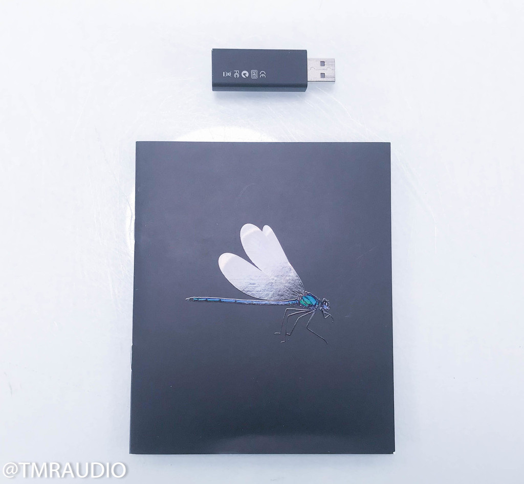 AudioQuest DragonFly USB DAC + Preamp + Headphone Amp