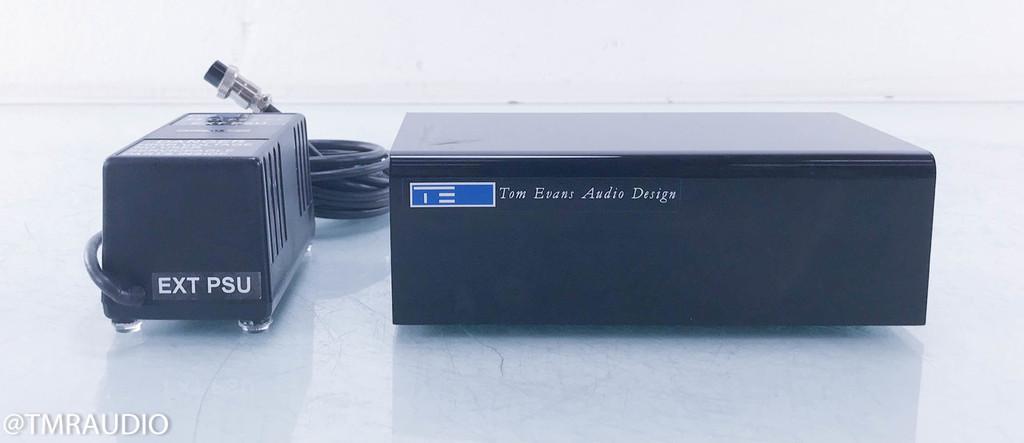 Tom Evans Audio Design Microgroove MC Phono Preamplifier / Phono Stage