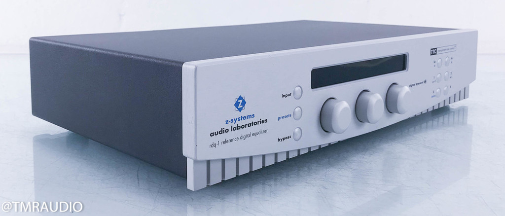 Z-Systems RDQ-1 Reference Digital Equalizer